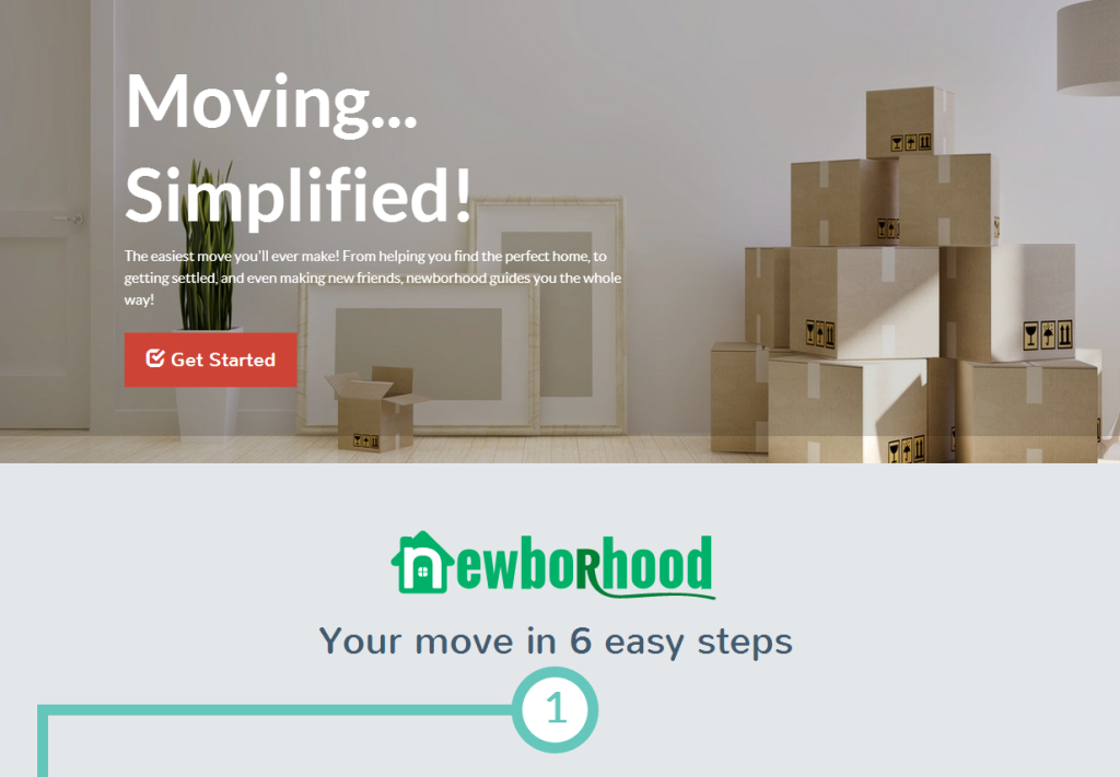 Newborhood - Moving Guide
